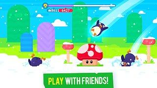 Bouncemasters! - snímek obrazovky