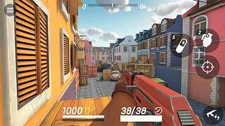 Gods of Boom - Online PvP Action - snímek obrazovky