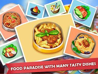 Cooking Madness - A Chef's Restaurant Games - snímek obrazovky