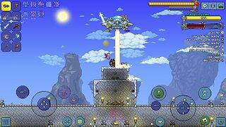 Terraria - snímek obrazovky