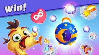 Angry Birds Dream Blast - Bird Bubble Puzzle - snímek obrazovky