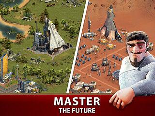Forge of Empires: Build your city! - snímek obrazovky