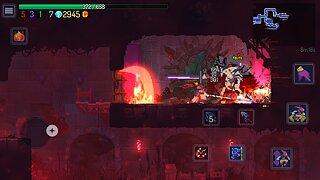 Dead Cells - snímek obrazovky