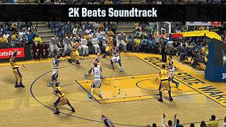 NBA 2K19 - snímek obrazovky