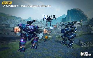 War Robots - snímek obrazovky