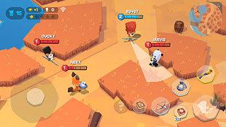 Zooba: Free-For-All Battle Game - snímek obrazovky