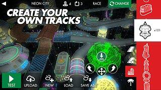 Shell Racing - snímek obrazovky