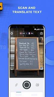 Triplens: Photo Translator - snímek obrazovky