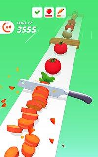 Perfect Slices - snímek obrazovky