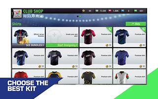 Top Eleven 2019 - Be a Football Manager - snímek obrazovky