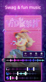 VidLight: Effect Video Editor - snímek obrazovky