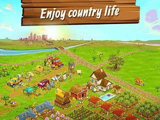 Big Farm: Mobile Harvest - snímek obrazovky