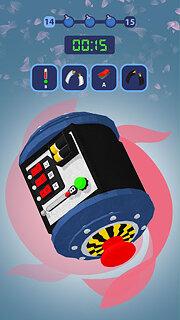 Defuse the Bomb 3D - snímek obrazovky
