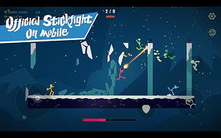 Stick Fight: The Game Mobile - snímek obrazovky
