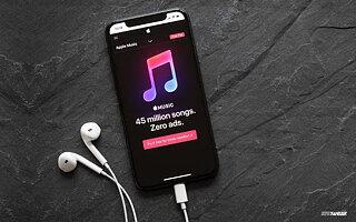 Fantasy Music Player - snímek obrazovky