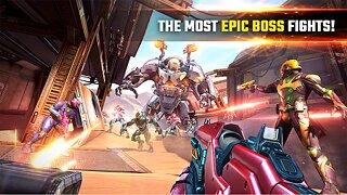 Shadowgun Legends: FPS Multiplayer Shooting Games - snímek obrazovky