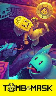 Tomb of the Mask - snímek obrazovky