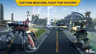 War Robots. 6v6 Tactical Multiplayer Battles - snímek obrazovky