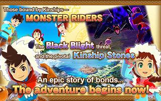 Monster Hunter Stories - snímek obrazovky
