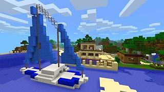 Big Craft Explore: New Generation Game - snímek obrazovky