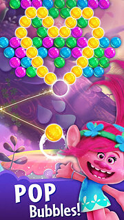 DreamWorks Trolls Pop - snímek obrazovky