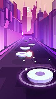 Hop Ball 3D - snímek obrazovky