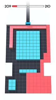 Color Fill 3D - snímek obrazovky
