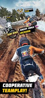 Dirt Bike Unchained - snímek obrazovky