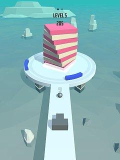 Fire Balls 3D - snímek obrazovky