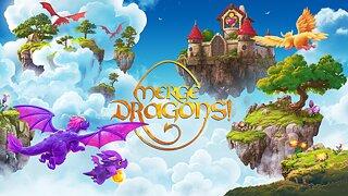 Merge Dragons! - snímek obrazovky