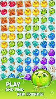 Raspberry Jam - Sweet Match 3 - snímek obrazovky