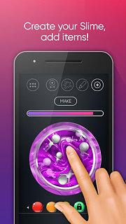 Smash Diy Slime - Fidget Slimy - snímek obrazovky