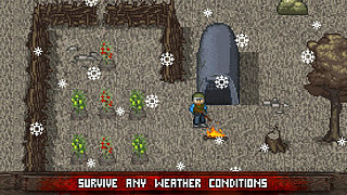 Mini DAYZ: Zombie Survival - snímek obrazovky