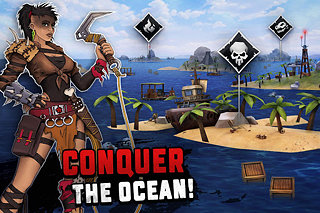 Survival on Raft: Ocean Nomad - Simulator - snímek obrazovky