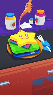 Pancake Art - snímek obrazovky
