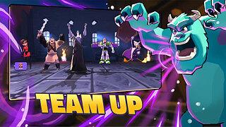 Disney Sorcerer's Arena - snímek obrazovky