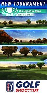 PGA TOUR Golf Shootout - snímek obrazovky
