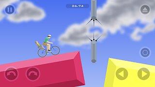 Happy Wheels - snímek obrazovky