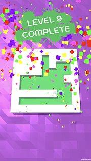 Roller Splat! - snímek obrazovky