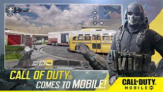 Call of Duty®: Mobile - snímek obrazovky