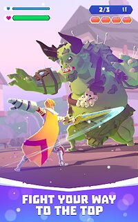 Knighthood - snímek obrazovky