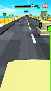 OverTake - snímek obrazovky
