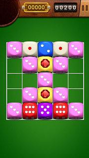 Dicedom - Merge Puzzle - snímek obrazovky