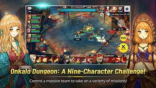 Spiritwish - snímek obrazovky