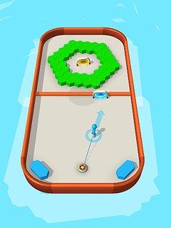 Battle Disc - snímek obrazovky