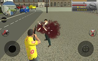 Real Gangster Crime - snímek obrazovky