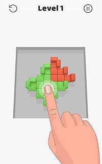 Clash of Blocks - snímek obrazovky