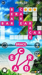 Word Cross Puzzle : English Crossword Search - snímek obrazovky
