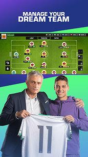 Top Eleven 2020 - Be a Football Manager - snímek obrazovky