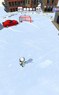 Happy Hockey! - snímek obrazovky